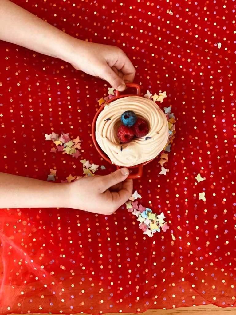 recette meringue française fondante par amoureuse d'une tarte au citron
